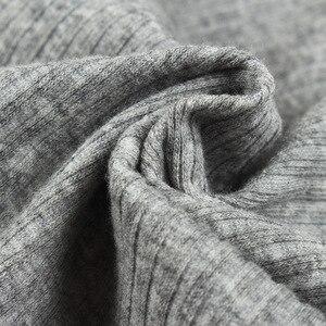 Image 3 - [DINGDNSHOW] 2020 termal iç çamaşır kadınlar dört tahıl toka yün dikişsiz uzun John kış yetiştirmek ahlak şekilli kadın seti