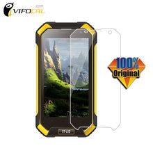 Blackview BV6000 Tempered Glass 4.7 inch 100% Original Premium Screen Protector Film For Blackview BV6000S BV 6000 mobile phone
