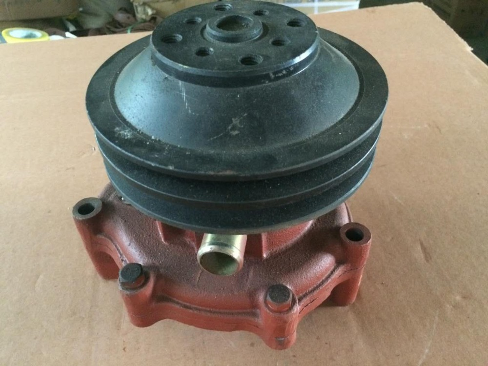 water pump /diesel engine parts fit for weifang Ricardo R4105 series diesel generator engine weifang 495 k4100 r4105 r6105 diesel engine and diesel generator parts 12v 24v stop solenoid for sale