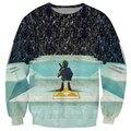 Nueva llegada 2017 sudadera para hombres marca soldado s-5xl clothing 3d impreso sudadera impreso sudaderas con capucha suéter de los hombres