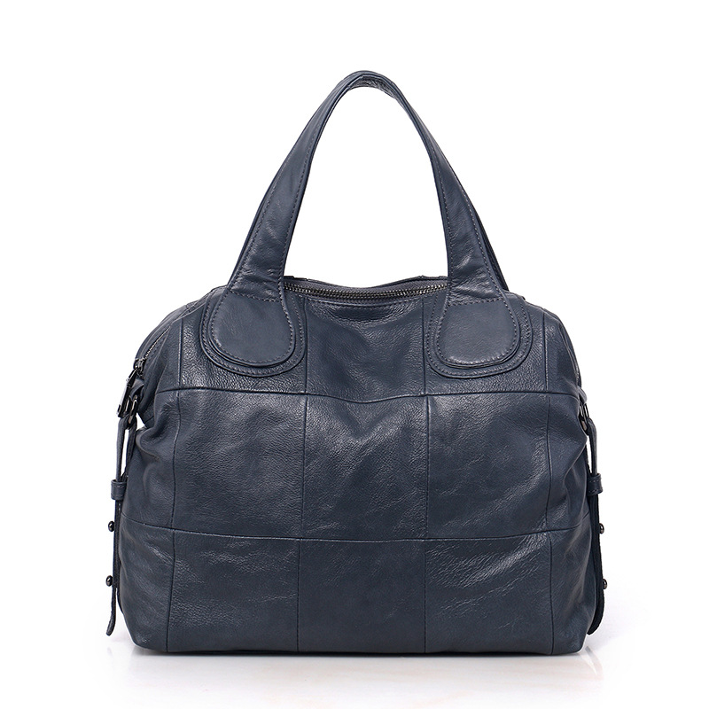 Nowe torebki damskie torebki projektant duża samica torby na ramię ze skóry bydlęcej lato prawdziwej skóry torby dla torba damska torebka w Torby z uchwytem od Bagaże i torby na  Grupa 1