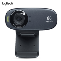 logitech C310 Usb HD Webcams Web Cam Usb For Laptop Camera Webcam hd 720p Build In Microphone With Auto Force Function Webcams