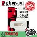 Kingston dtse9 metal usb 2.0 flash drive pen drive 8gb 16gb 32gb 64gb pendrive cle usb stick mini chiavetta usb gift memoria usb