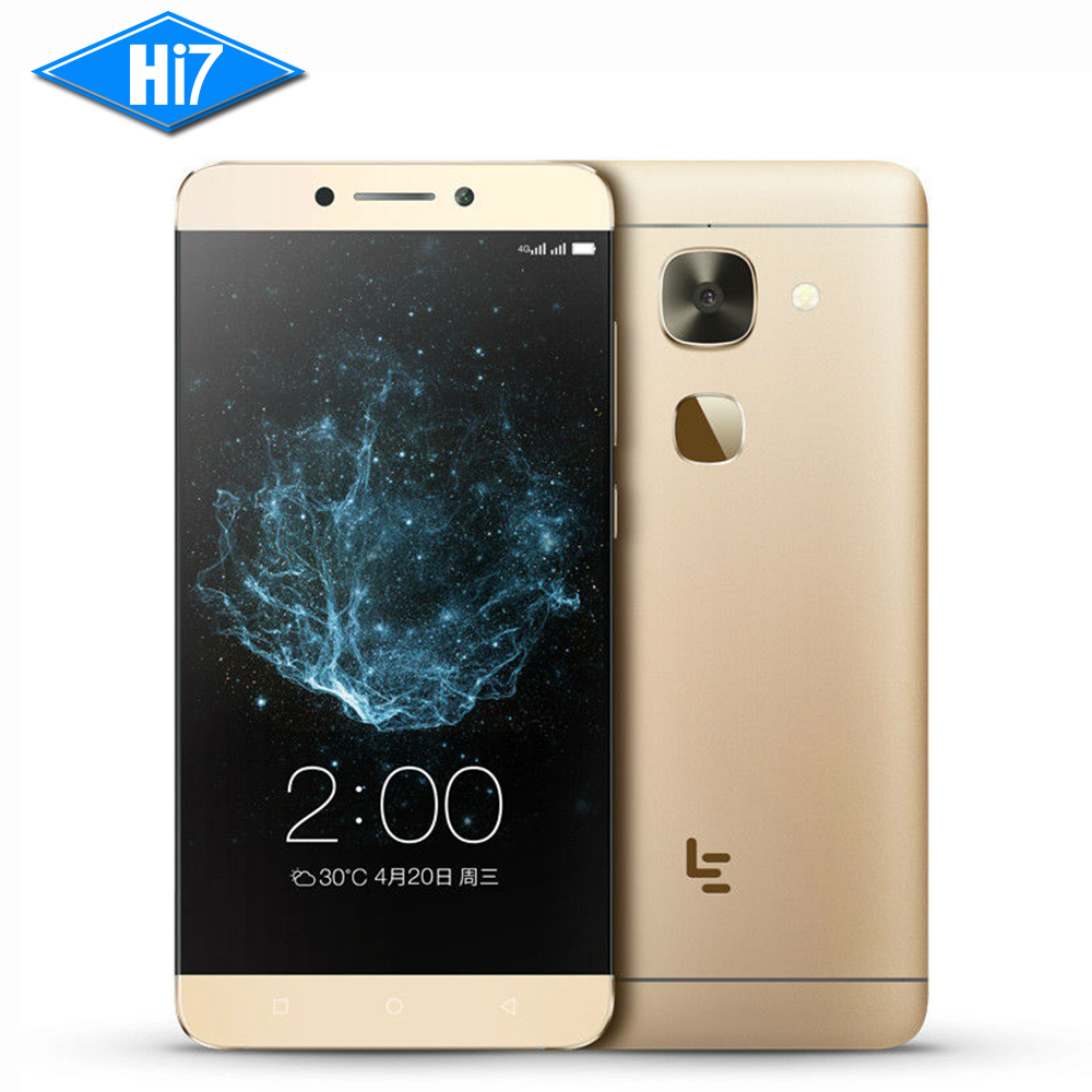 "Original LeEco Le 2 Pro 4GB RAM 32GB ROM LTE MTk Helio X20 Deca Core 5.5"" Fingerprint 21.0MP Camera X20 Smartphone"