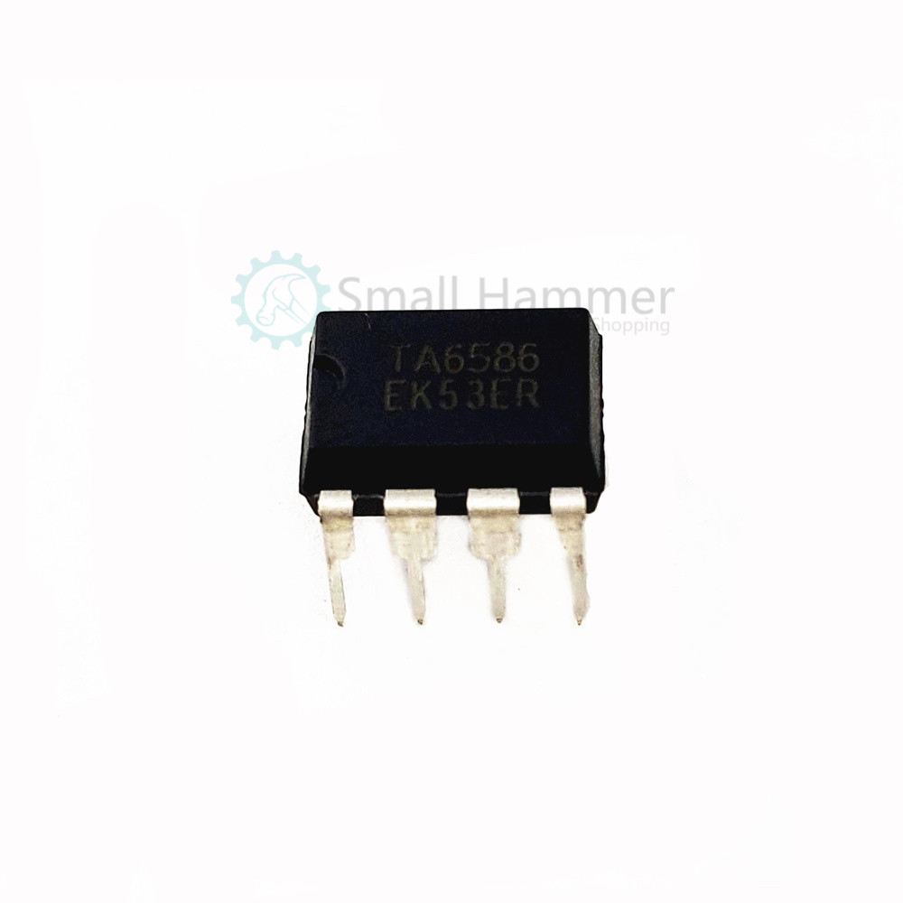 Glaze Tv Meubel.10pcs New Ta6586 6586 Direct Plug Dip 8 Motor Driver Chip Ic A528