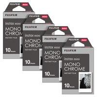 Fujifilm Instax Mini Instant 40 Film Monochrome For 7s 8 25 50s 70 90 SHARE SP