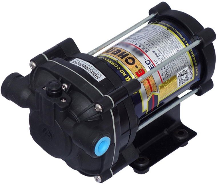 800gpd Diaphragm Commercial Ro Booster Pump For Reverse