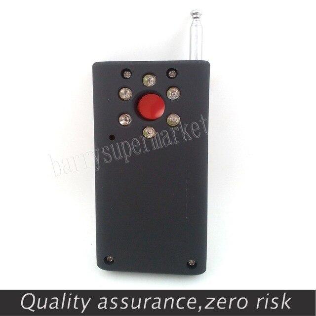Caméra cachée détecteur Anti-espion détecteur de bogue CC308 Mini Signal sans fil GSM GPS dispositif bloqueur de confidentialité radio scanner rf spyfinder