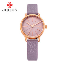 JULIUS Women's Brand Luxury Fashion Ladies Watch Japan Movt Quartz Watch Price Cheap Promotion WR 30m Watch With Logo JA-944