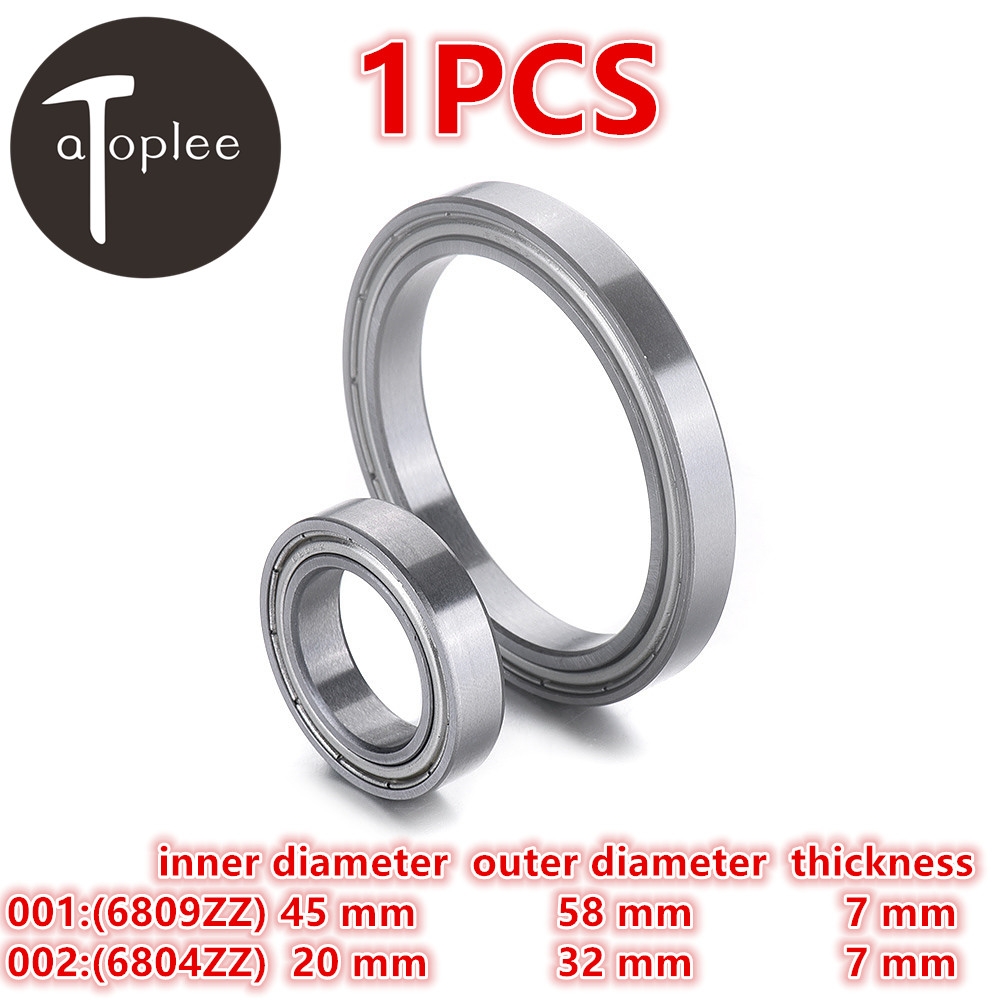 1pcs Deep Groove Ball Thin-Section Bearing 45*58*7mm/20*32*7mm High Precision High speed Low Noise Bearing Tools csec100 cscc100 csxc100 thin section bearing 10x10 75x0 375 inch 254x273 05x9 525 mm ntn kyc100 krc100 kxc100