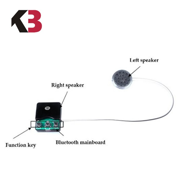 Acrylic Knitted Wireless Smart Caps With Headset Headphone Speaker Mic  (9)