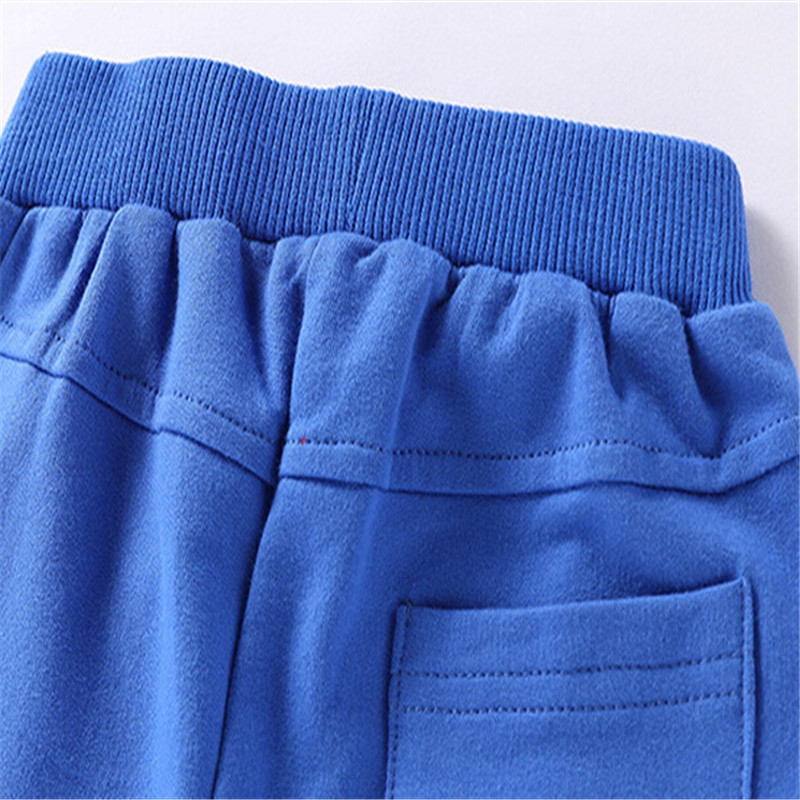 Retail New Boys Summer Pants Children Casual Shorts Baby Boys Panties Solid Color 1-10 Years Kids Cotton Clothes Infant Cloth