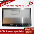 11.6'' LCD Assembly For Acer Aspire P3-171 P3 171 Touch Screen digitizer Replacement lcd assembly B116XAT03.1