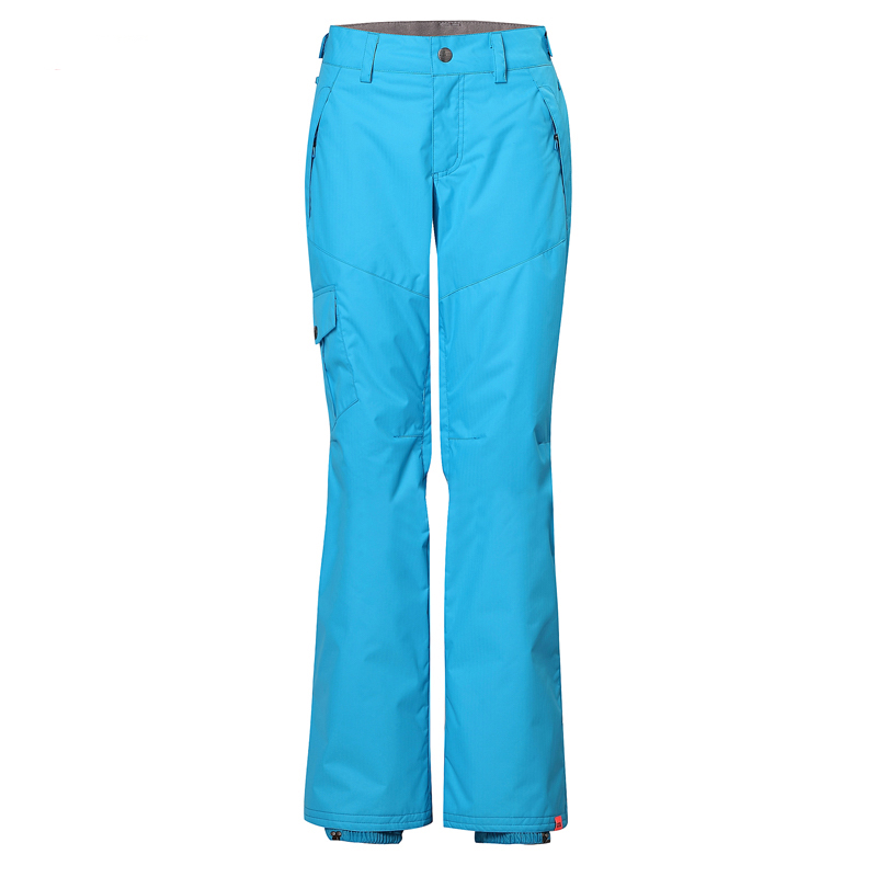 Ski Pants Women Snowboard Pants Outdoor Snow Clothing Skiing Cotton Thermal Trousers Winter Outdoor Sport Trousers Female Warm