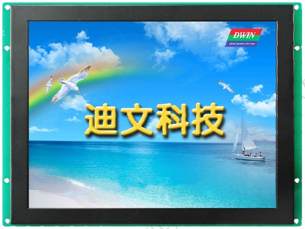 DMT80600S080_06W 8 8 inch industrial serial screen screen control interface instead 8 4 8 inch industrial control lcd monitor vga dvi interface metal shell open frame non touch screen 800 600 4 3