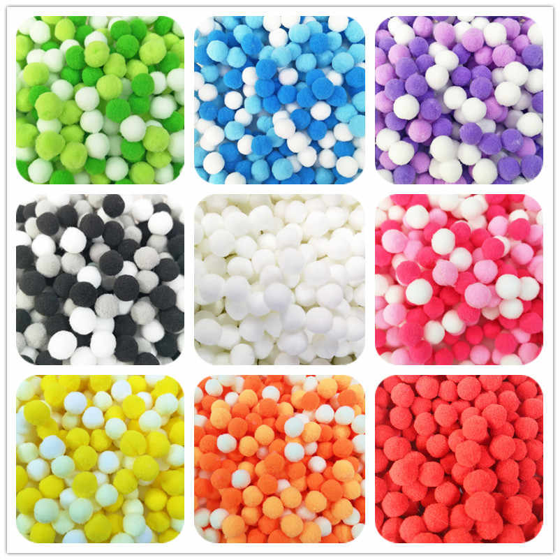 Slime DIY filler color small hair ball mucus production DIY pillow filling manual material