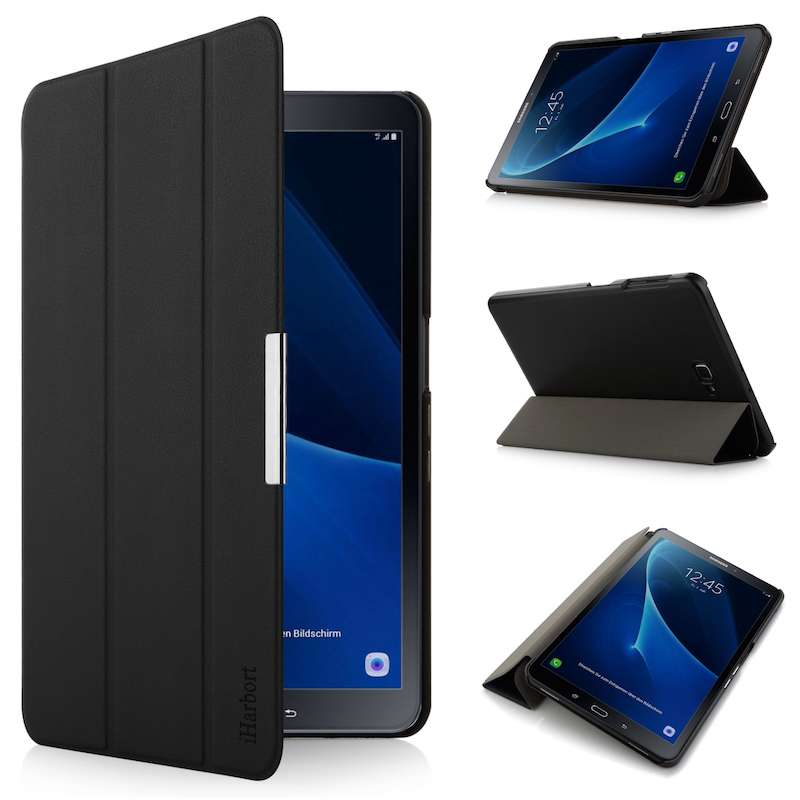 Stand Case For Samsung Galaxy Tab A 10 1 SM T580N T585N IHarbort PU Leather Case