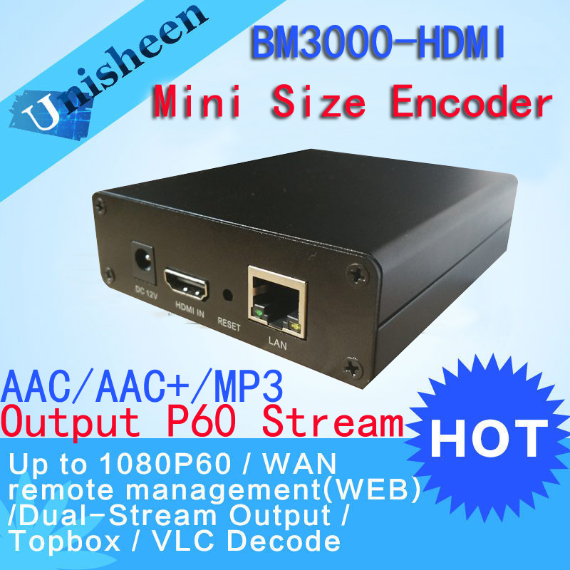 H.264 IPTV Encoder HDMI Video Encoder youtube Encoder ip rtmp video encoder live streaming