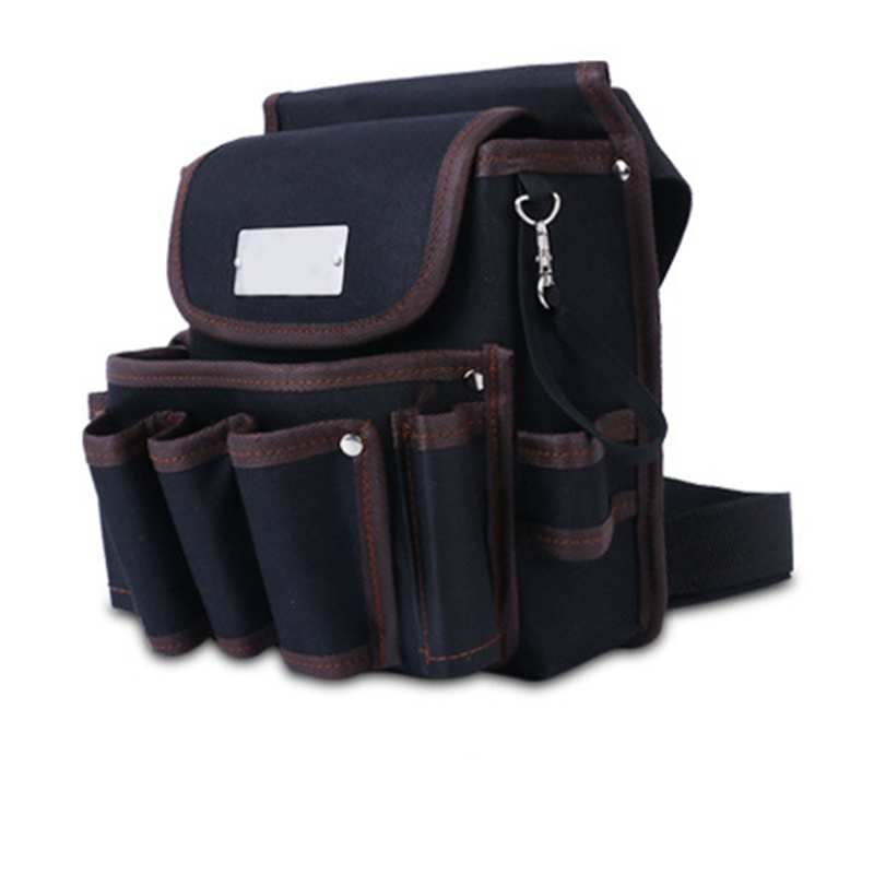 Urijk 600D Oxford Cloth Tool Bags Multi-function Wear-resistant Electrician Maintenance Bag Portable Organizers For Hand Tool