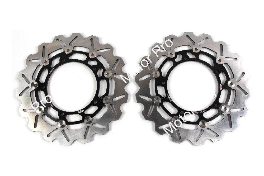 YZF-R6 Front Brake Disc FOR YAMAHA XJ6 DIVERSION F 600 2010 2011 2012 YZF R6 2003 2004 Motorcycle Brake Disk Rotor