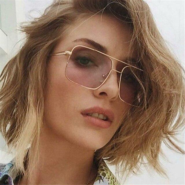 Femmes Hommes Vintage lunettes de Soleil Rétro 2018 Unisexe Mode Tendance  Lunettes De Soleil Lunettes lunette 41c06a4ff7e7