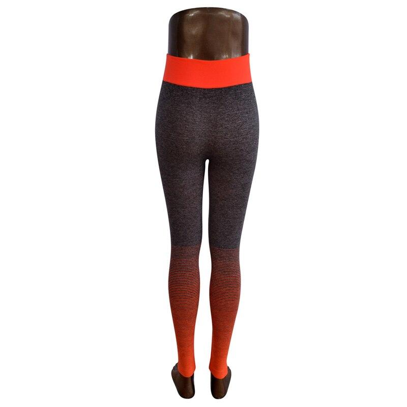 DISSIMILAR Frauen Fitness Ombre Hosen Activewear Abnehmen Nahtlose - Damenbekleidung - Foto 6