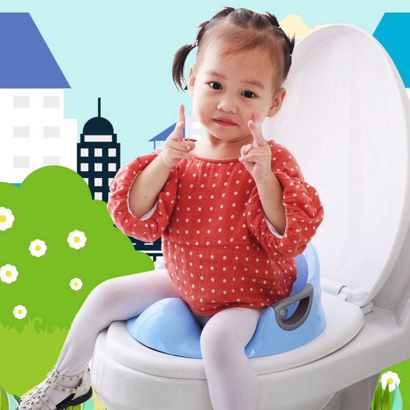Cheap Price Baby Child Potty Toilet Trainer Seat Comfortable Children Toilet Seat