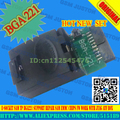 E-SOCKET BGA221 repair suporte SAM SAM TP chips fw trabalhar com JTAG emmc ATF box