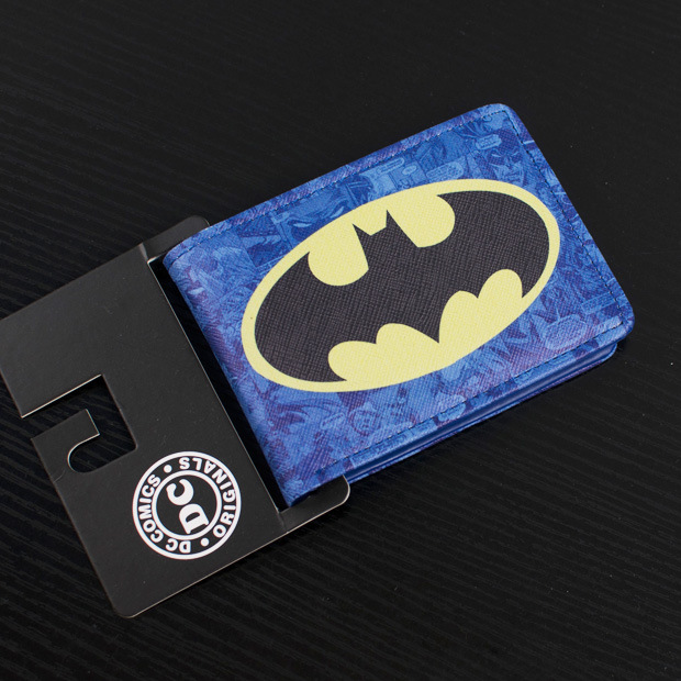The Revenge League Batman Wallet Leather Fashion High Quality Money Bag Card Holders Men Women Gift Cartoon Anime Purse Wallets pocket monsters 3d pikachu short cosplay wallet pokemon yellow cartoon students gift money bag with card holders free shipping