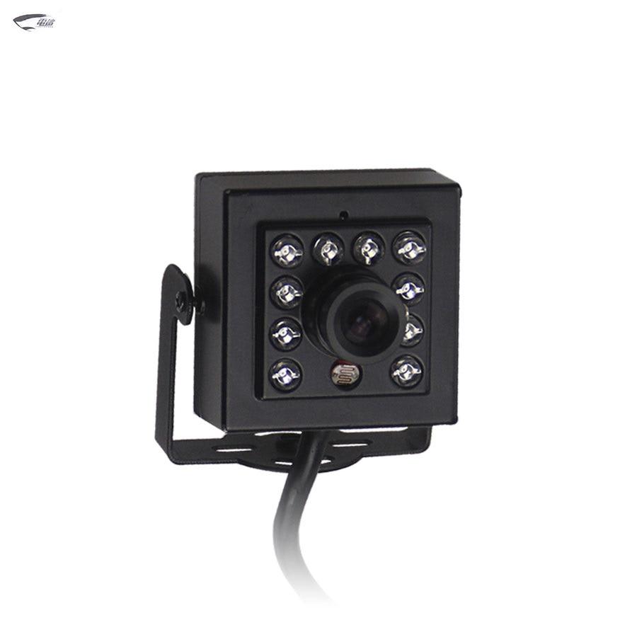 Mini Wired 800tvl Cctv Security Video Camera Night Vision IR-cut Micro Surveillance Camera 3.6mm Lens Sony CCD Sensor Home Cam