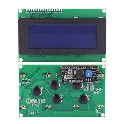Écran bleu blanc IIC I2C série 2004A | Module d'affichage LCD 5v affichage transparent en optoélectronique