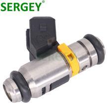 SERGEY Brand New Fuel Injector IWP160 IWP-160 IWP 160 For FIAT Doblo 1,4 Lancia Grande Punto For FORD KA II RU8 1.2 все цены