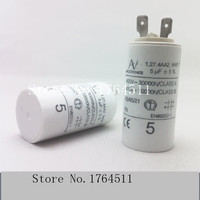 BELLA New Original Arcotronics 1 27 4AA2 5 6uf 5 Dedicated Inverter Start Capacitor