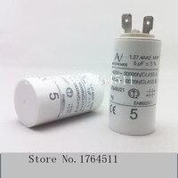 BELLA New Original Arcotronics 1 27 4AA2 5 6uf 5 Dedicated Inverter Start Capacitor
