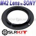 Lens Adapter Ring For M42 Lens For Sony Minolta MA AF Mount  a33 a55 a580 a560 a290 a390 a450 a550 a77 a950 a900 a500 a330 a380