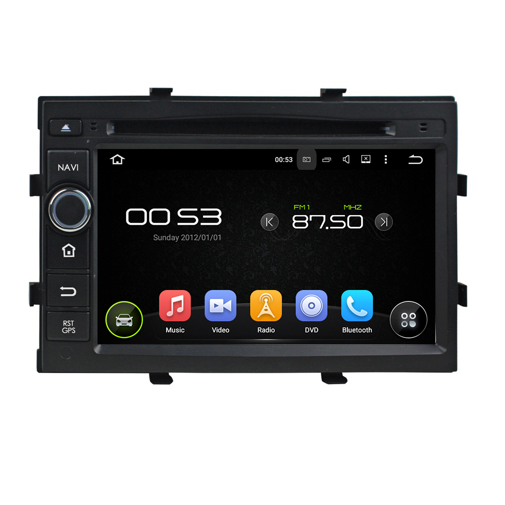 otojeta font b car b font dvd player for Chevrolet Cobalt Spin Onix head units octa