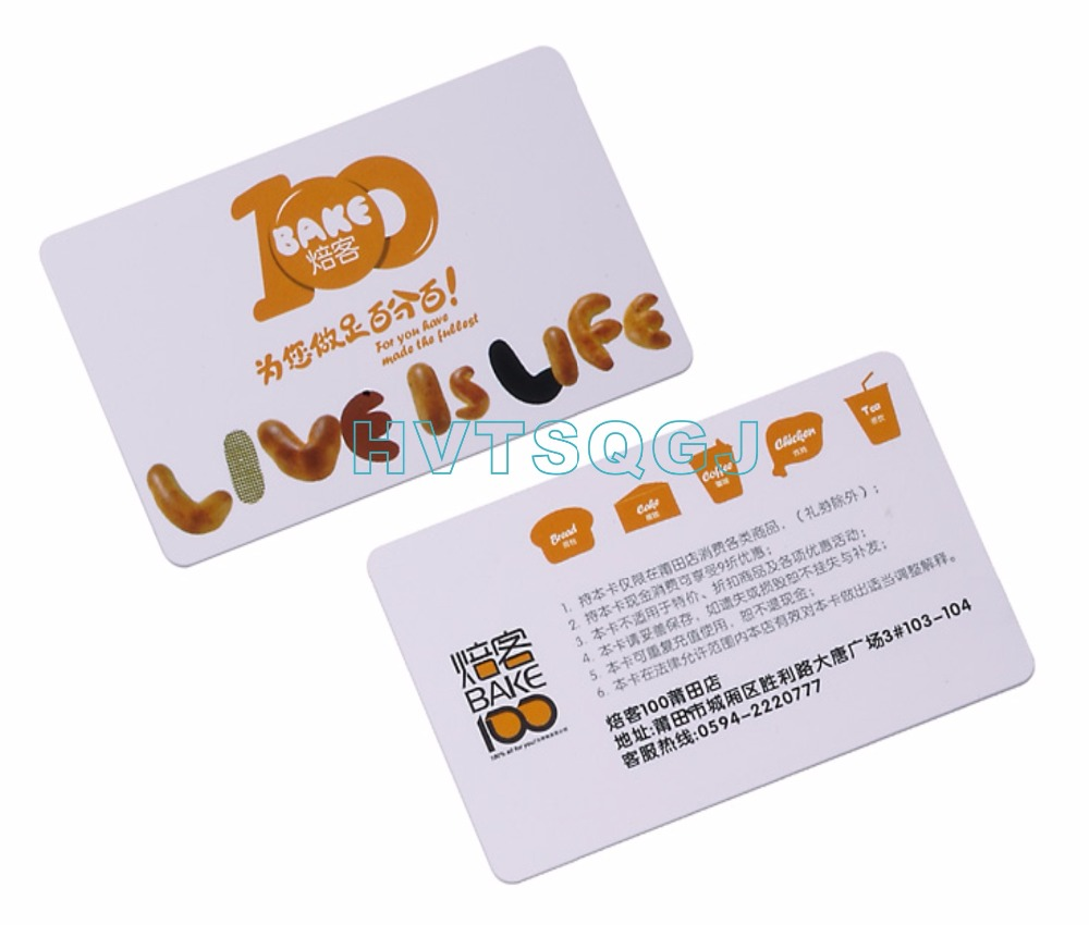 Vip Card Pirnting Access Cards Printing Independent 200pcs /125khz Rfid Proximity Id Card Printing