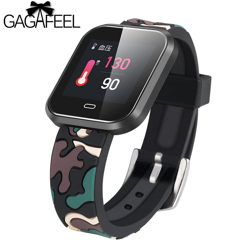 Cd16 1,3 Zoll Smart Uhr Wasserdichte Ip67 Herz Rate Monitor Bluetooth Smart Armband Männer Schwimmen Blutdruck Für Ios Android Eine VollstäNdige Palette Von Spezifikationen Partneruhren