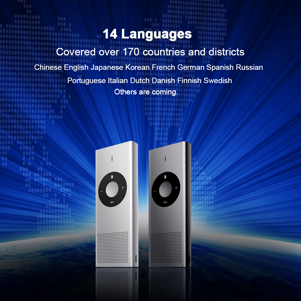 Artificial Intelligence Voice Translator