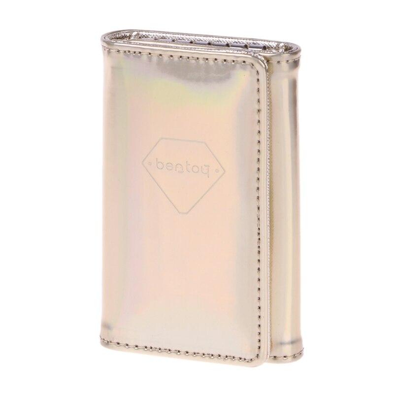 1 Pc Hologramm Laser Schlüssel Halter Brieftasche Schlüssel Fall Karte Halter Brieftasche Handtasche Frauen Seien Sie In Geldangelegenheiten Schlau