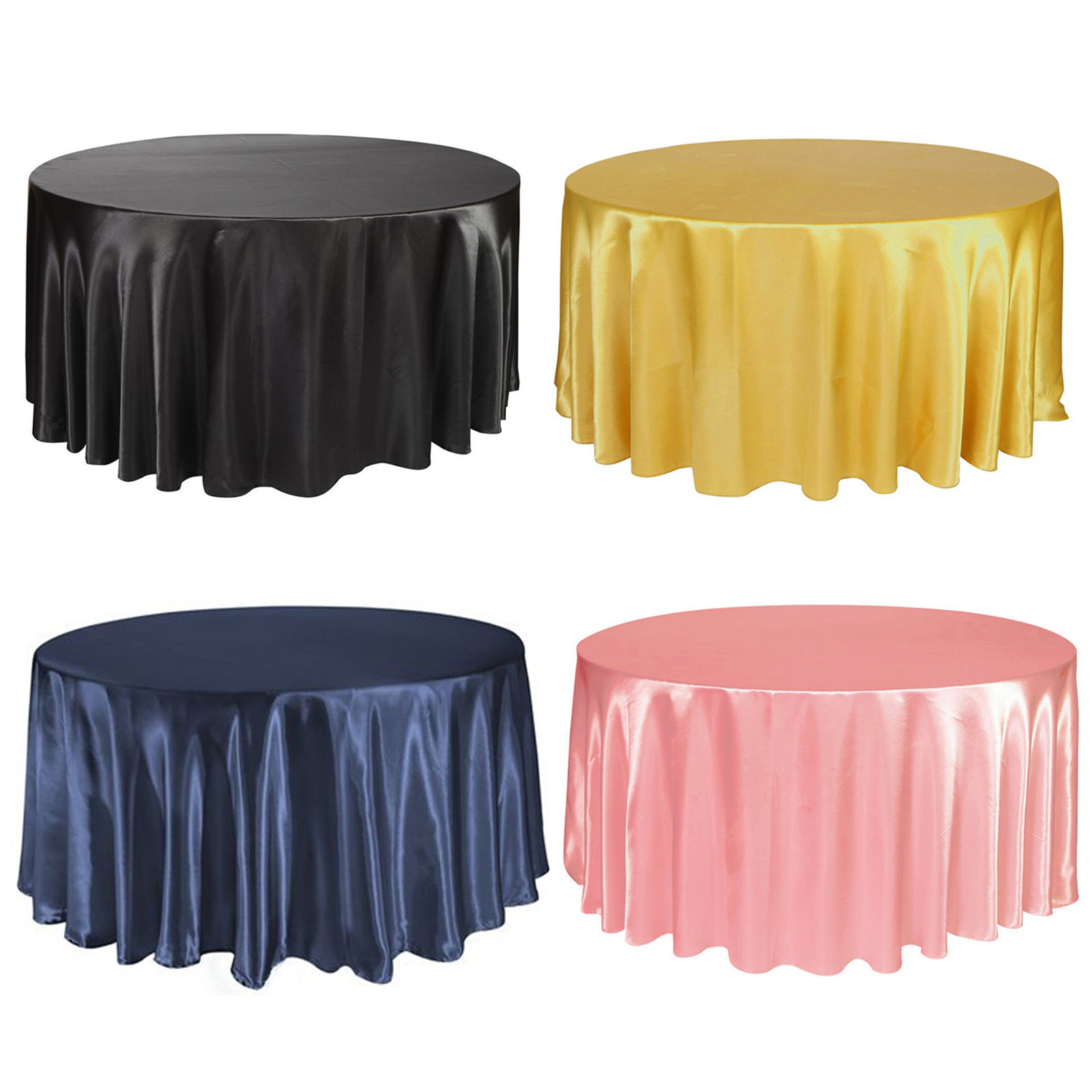 25 x Purple Disposable Table Cloths Parties Weddings Table Covers 90x88cm