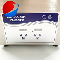 10 liter Ultrasonic Cleaner with Heating Timer to cleaning Remove Oil Rust