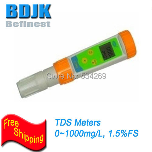 ФОТО 0~1000mg/L Digital TDS Meters with Temperature Display TDS Measurement Free Shipping