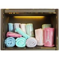 AOKEE 2pc/set Embroidery Coral Fleece Towel Bath Towel Gift Set quick dry bath set microfibre towel luxury towels 75x150+34x80cm