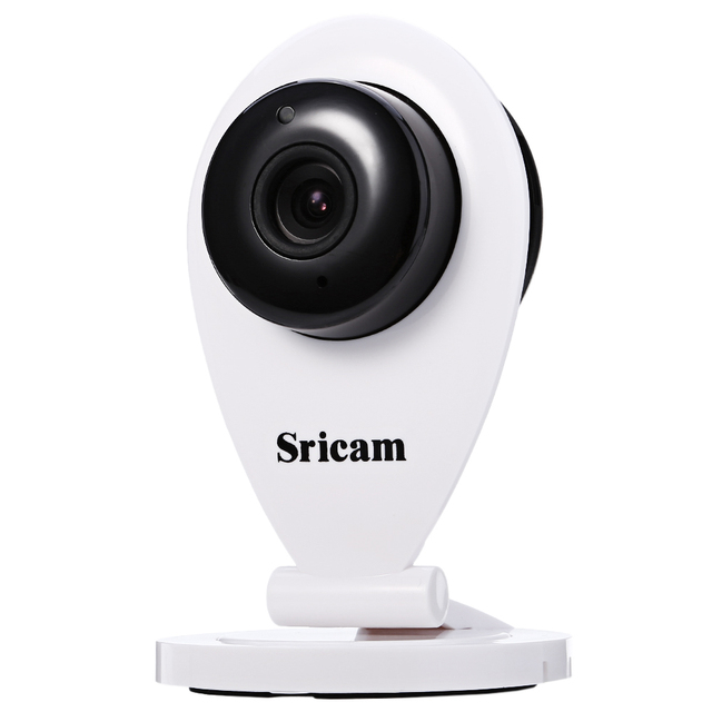 Sricam SP009 HD IP Camera IR Cut Wifi Network Wireless Baby Monitor Camera 720P CCTV Home Security Two Way Video Indoor Camera