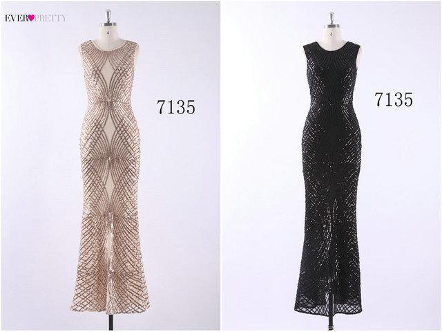 Grey Lace Mermaid Evening Dresses Ever Pretty XX89780PEB V Neckline Elegant Peach Collar Long Evening Party Dress