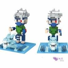 SC: NARUTO – 1154  Diamond Micro Nano Building Blocks Action Figure boy & girl gifts