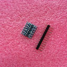 10 шт./лот 4 канал Двунаправленный Логический Уровень Конвертер IIC I2C Модуль 5 В до 3.3 В Для Arduino