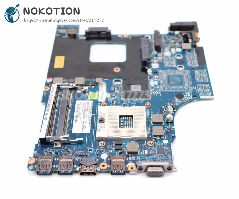 NOKOTION 04Y1168 MAIN BOARD For Lenovo thinkpad Edge E430 Laptop Motherboard 14QILE1 LA-8131P HD4000 DDR3NOKOTION 04Y1168 MAIN BOARD For Lenovo thinkpad Edge E430 Laptop Motherboard 14QILE1 LA-8131P HD4000 DDR3