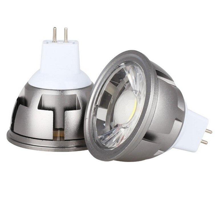 Dimmable Led Cob Spotlight E26 E27 Gu10 Gu5 3 Mr16 6w 9w: Ultra Bright LED COB Spotlight 6W 9W 12W E26 E27 MR16 GU10
